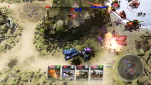 HALO Wars Battlefield